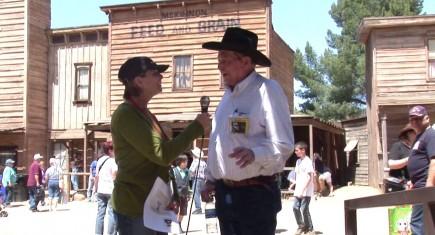 Equine VIP interviews Cowboy Poet – Pat Richardson