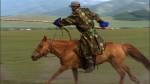 Mongolian Horseman – Born In The Saddle